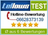 tellows Bewertung 06628373139