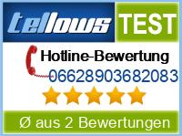 tellows Bewertung 06628903682083